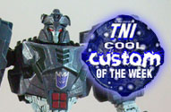 TNI Cool Custom of the Week - War for Cybertron Galvatron Action Figure by John Harmon Mint Condition Customs