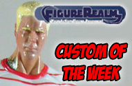 Figurerealm Custom of the Week - The Russian, Movie Style Action Figure by John Harmon Mint Condition Customs