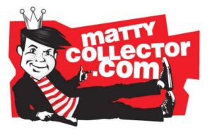 Mattel Mattycollector Logo