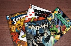 DC Comics New Logo 2012