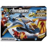 News – Better Pics of Hasbro's Avengers Quinjet and More