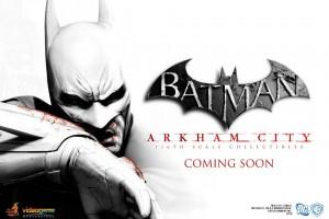 Hot Toys Batman Arkham City DC Comics Warner Brothers