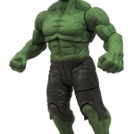 News – Marvel Select Avengers Movie Hulk Figure Revealed