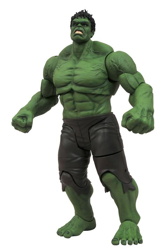 Marvel Legends Avengers Movie Hulk Select Avengers Movie Hulk