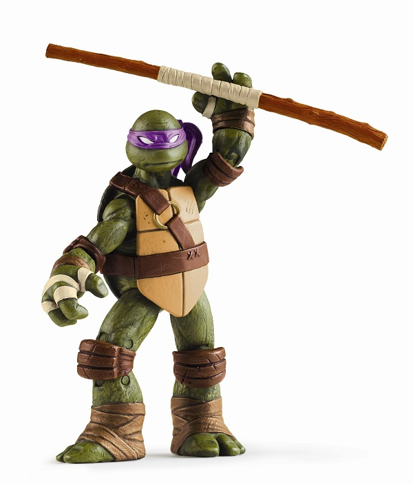 Playmates Teenage Mutant Ninja Turtles New Donatello