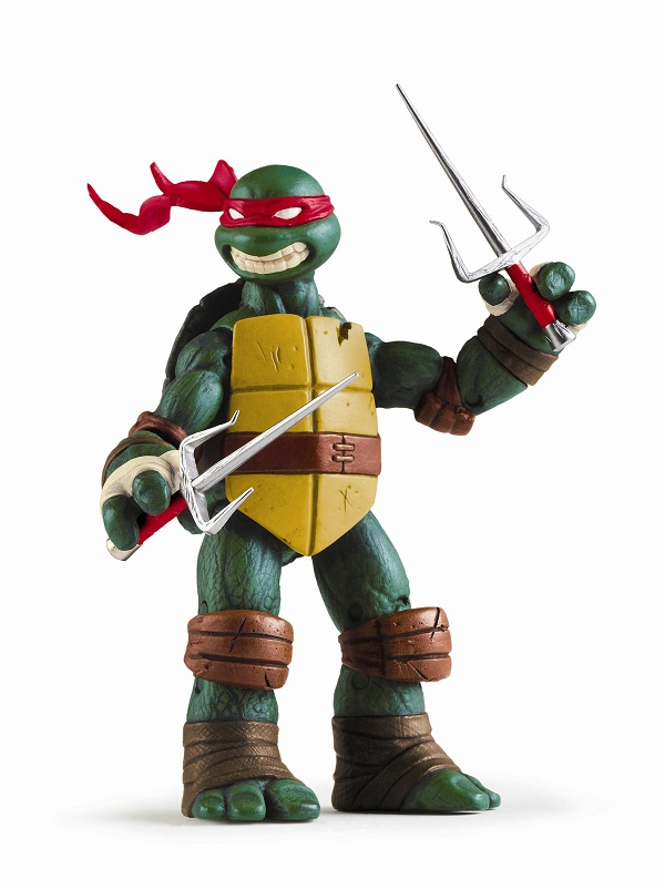 Playmates Teenage Mutant Ninja Turtles New Raphael