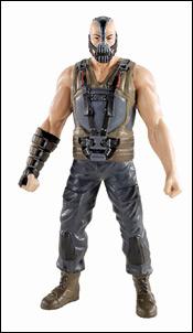 Dark Knight Rises Mattel Bane Figure