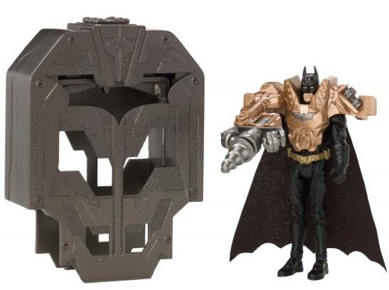 Dark Knight Rises Mattel Batman Figure