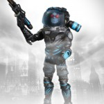 dc direct arkham city mr. freeze
