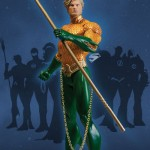 dc direct aquaman