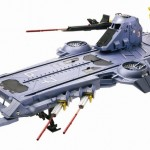 News – New Hi-Res Image of Hasbro's Avengers Hellicarrier Playset