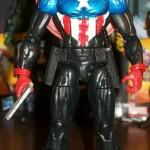 Hasbro Marvel Legends Bucky Captain America