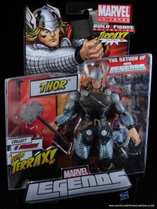 Hasbro Marvel Legends 2012 Thor Hope Summers