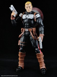 Hasbro Marvel Legends 2012 Ghost Rider Steve Rogers Terrax