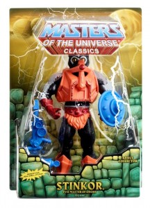 Mattel Masters of the Universe Classics MOTUC Stinkor