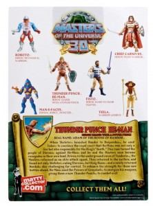 Mattel Masters of the Universe Classics MOTUC Thunder Punch He-Man