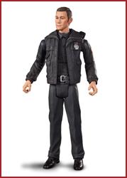Mattel Dark Knight Rises Movie Masters Officer John Blake