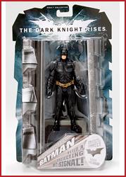 Mattel Dark Knight Rises Movie Masters Batman Packaging