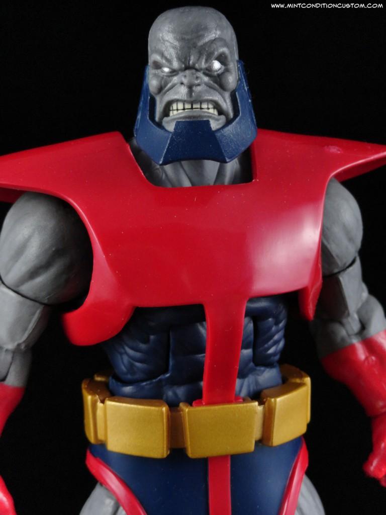 Hasbro Marvel Legends 2012 wave 1 Terrax Build-A-Figure BAF Herald of Galactus