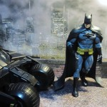 ACBA of the Day – Batman and the Tumbler by Popcornboy20