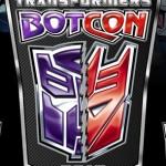 Transformers Botcon 2012 Hasbro Optimus Prime Megatron Bumblebee