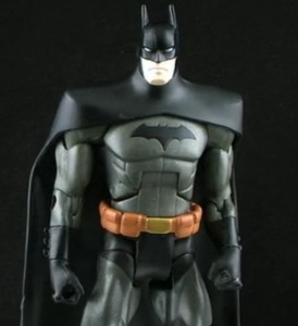 "Mattel Young Justice Batman 6"" Scale"