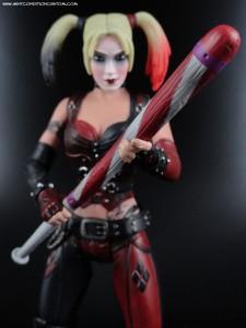 "Mattel Batman Legacy Arkham City Harley Quinn 6"" Action Figure"