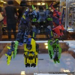 BotCon 2012 – Fall of Cybertron Insecticon Revealed, Bruticus, Shockwave & Others on Display