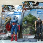 News – Marvel Legends Avengers Movie Figures in Package, Hulk Revealed