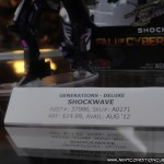 Transformers BotCon 2012 Hasbro Fall of Cybertron Shockwave Decepticon