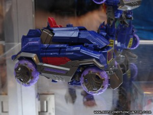 Transformers BotCon 2012 Hasbro Fall of Cybertron Voyager Soundwave Ratbat Rumble Frenzy Buzzsaw