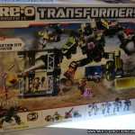 BotCon 2012 – Transformers Kreo – Giant Devastator Being Released