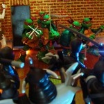 ACBA of the Day – TMNT Vs. the Foot by Slings Aweb