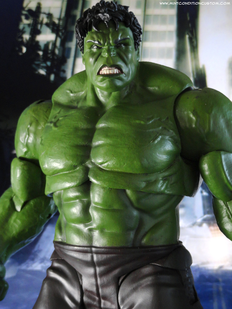 Marvel Legends Avengers Movie Hulk Marvel Select Legends Hulk