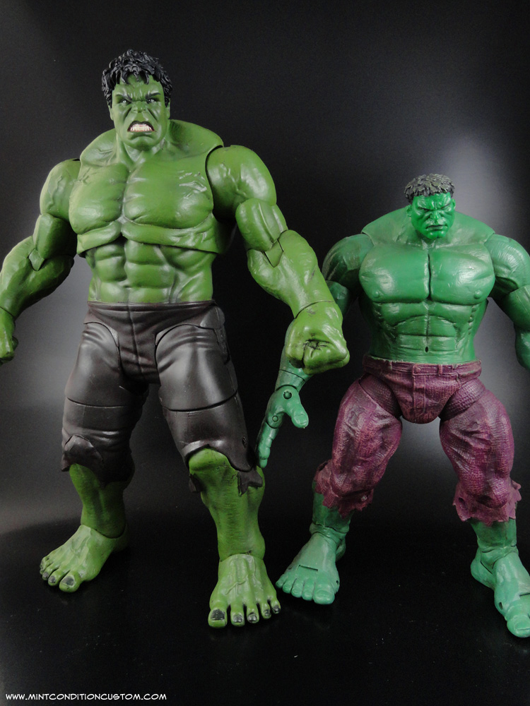 Review - The Hulk - The Avengers (Movie), Marvel Select - Mint ...