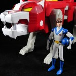 Review – Red Lion & Lance – Voltron Classics, Mattel (20 Pictures!)