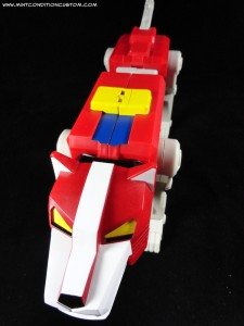 """Mattel 23"""" Voltron Classics GoLion Red Lion Pilot Lance Anime"""