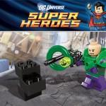 Gamestop Lego Batman 2 DC Superheroes Superman Wonder Woman Joker Lex Luthor Video Game Mini Figure Exclusive