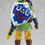 "Figma Max Factory Legend of Zelda Link Action Figure 6"" Video Game"