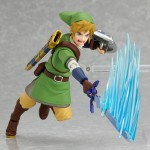 "Figma Max Factory Legend of Zelda Link Action Figure 6"" Video Game"