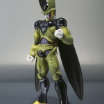 Bandai Japan Bluefin Tamashii Nations Figuarts Dragon Ball Z Kai Perfect Cell Action Figure
