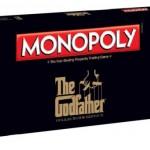 Paramount Hasbro Monopoly Godfather Board Game