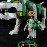 Review – Green Lion & Pidge – Voltron Classics, Mattel (20 Pictures!)