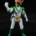 Mattel Voltron Classics Green Lion Pilot Pidge Anime Action Figure