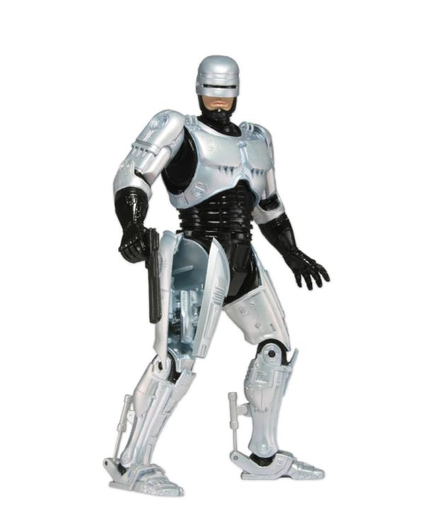 "NECA Toys 7"" Robocop Action Figure with Spring Loaded Holster"