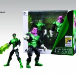 News – DC Collectibles SDCC 2012 Exclusive Green Lantern 2 Pack Revealed