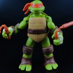2012 Nickelodeon Teenage Mutant Ninja Turtles TMNT Michelangelo sculpt