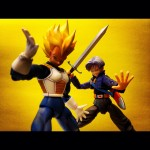ACBA of the Day – Figuarts Vegeta & Trunks by JCG42