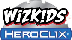 NECA WizKids HeroClix Logo