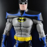 New Custom – Batman (Animated Series Style) 6″ DC Universe Action Figure